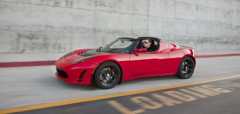 Tesla launched the Roadster exactly 10 years ago and came out of stealth mode – Here's a trip down memory lane [Gallery] | Discover Sigalon Valley - Where the Tags are the Topics | Scoop.it