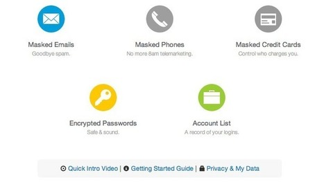 MaskMe Lets You Use The Internet Without Putting Your Personal Data at Risk | Technology Futures | Scoop.it