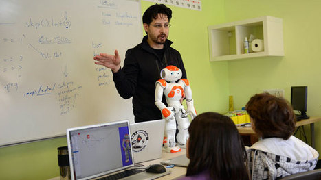 Robots in the Classroom: What Are They Good For? | Edu-Recursos 2.0 | Scoop.it