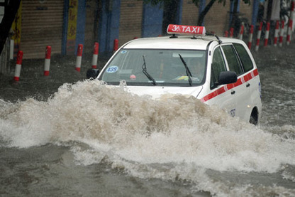 Hanoi floods again - Photos | Vietnam Travel | Year 4 Science - Floods | Scoop.it