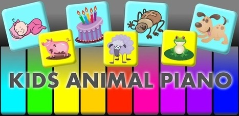 Kids Animal Piano Free - Applications Android sur Google Play | Android Apps | Scoop.it