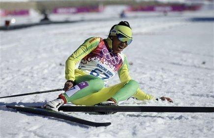 KRASNAYA POLYANA, Russia: Togo's 1st Winter Olympian wants to inspire Africa - Olympics - MiamiHerald.com | Joanna's Offical Togo | Scoop.it