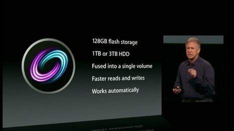 Apple's New 'Fusion Drive' Not a Typical Hybrid Drive | @scoopit http://sco.lt/... | Great Gadgets and Sites | Scoop.it