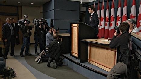 Araignées et sacs de raisins : que fera Justin Trudeau pour le droit à l'information? | ICI.Radio-Canada.ca | Information et démocratie : Surveillance et propagande, recherche, accès, contrôle et diffusion de l'information | Scoop.it