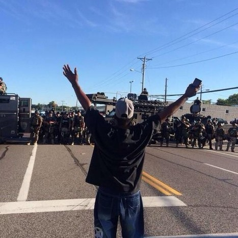 What Happens to #Ferguson Affects Ferguson: — The Message — Medium | Peer2Politics | Scoop.it