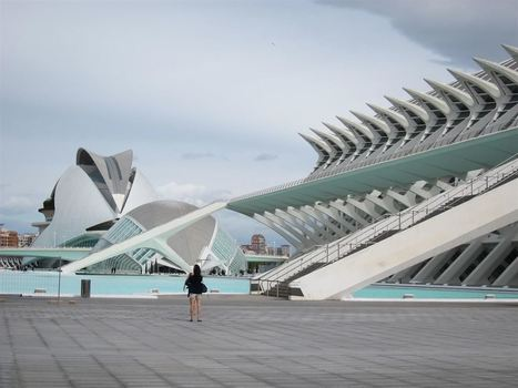Santiago CALATRAVA recibe el Premio Europeo de Arquitectura | The Architecture of the City | Scoop.it