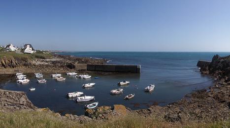 Bretagne - Finistère : à Pors Poulhan | photo en Bretagne - Finistère | Scoop.it