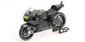 Xmas gift anybody?  Hart Motorsport: Valentino Rossi 2011 Ducati Test Bike | Ductalk | Scoop.it
