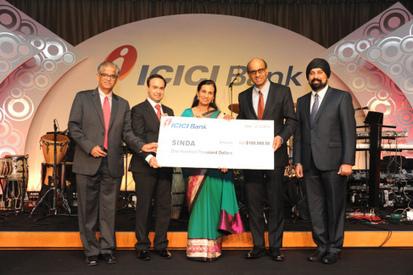 ICICI Bank contributes S$100,000 to SINDA | ICICI | Scoop.it