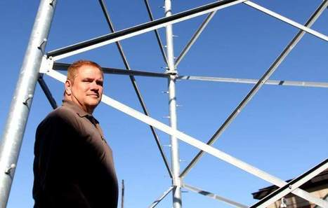 Radio tower ushers in new communication era | Technology and communication | Scoop.it