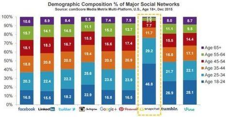 Chiffres réseaux sociaux - 2016 - Blog du Modérateur | Social media | Scoop.it