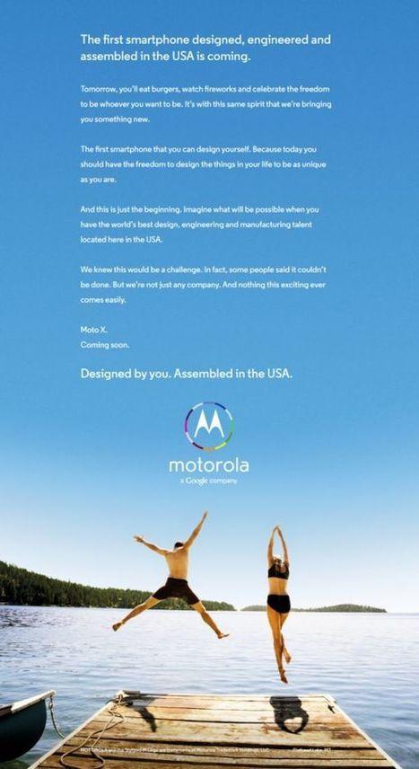 Motorola Moto X : toutes les réponses à nos questions le 11 juillet ? | MotoX | Scoop.it