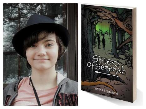 13 Year Old Moncton Author Launches 2nd Novel | Library world, new trends, technologies | Scoop.it