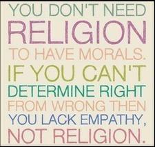 Empathy vs Religion | Building Authentic Business Relationships | Scoop.it
