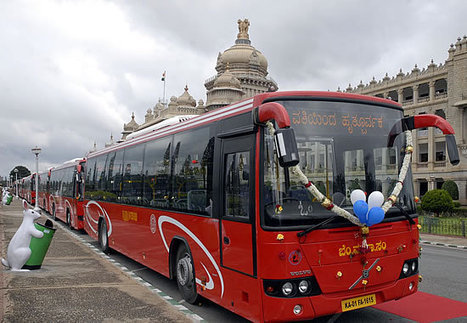 Bangalore Bus Company as a Model for the Rest of India | Sustainable Cities Collective | Information for exchange students going to Indian Institute of Management, Bangalore, India | Scoop.it