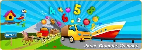L'Attrape-Nombres | Autres jeux... | Scoop.it