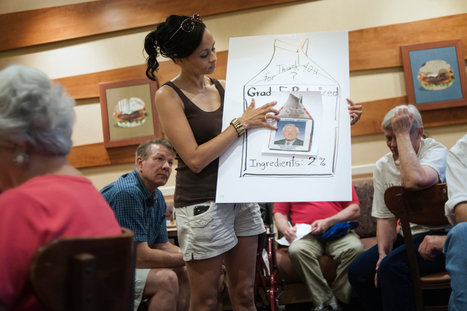 A Former Engine of the G.O.P., the Town Hall Meeting, Cools Down | Public Engagement | Scoop.it