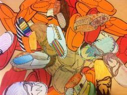 Atelier de perlage - 8 mars ; 12h00 - 14h00 | FAQ-QNW à la Maison du Développement durable | Ateliers artistiques | Scoop.it