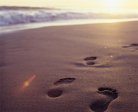 The Digital Footprints That We Leave Behind | D... | Digital Wills | Scoop.it