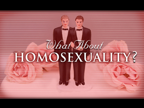 The Bible and Homosexuality   It Is Written   Christian Homophobia   Scoop.it