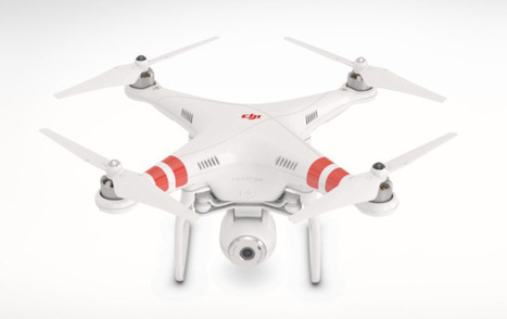 DJI's Phantom 2 Vision Makes Aerial Photography Easy | 21st Century Innovative Technologies and Developments as also discoveries, curiosity ( insolite)... | Scoop.it