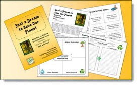 Just a Dream to Save Our Planet | Seasonal Freebies for Teachers | Scoop.it