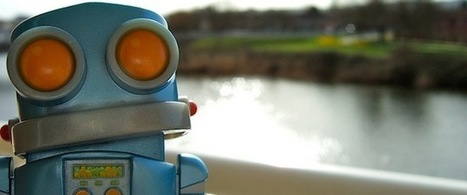 Human Engagement in the Age of Robots | digital marketing strategy | Scoop.it