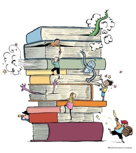 Lecturas para la biblioteca escolar | LIJ literatura juvenil | Scoop.it