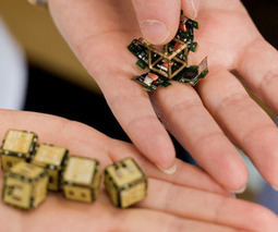 Robot pebbles cooperate to copy and build 3D models | I+D Comunicación & Network Thinking | Scoop.it