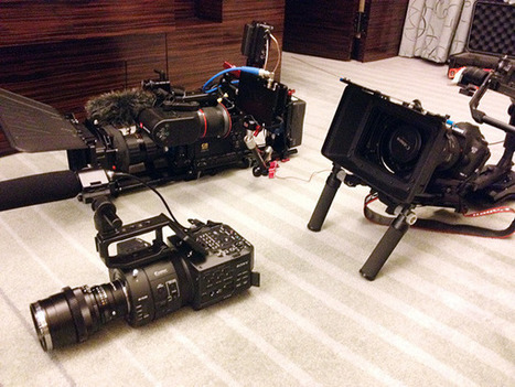 DSLR News Shooter | Sony FS700/ Canon 5D mkIII/ Sony F3 low light battle | Sony NEX Video Cameras | Scoop.it