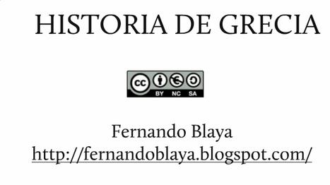 EURICLEA: GRIEGO I y II: HISTORIA PREZIOSA DE GRECIA... | EURICLEA | Scoop.it