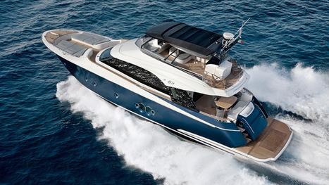 Monte Carlo Yachts MCY 65 primé au London Boat Show :. | Institut de beaute | Scoop.it