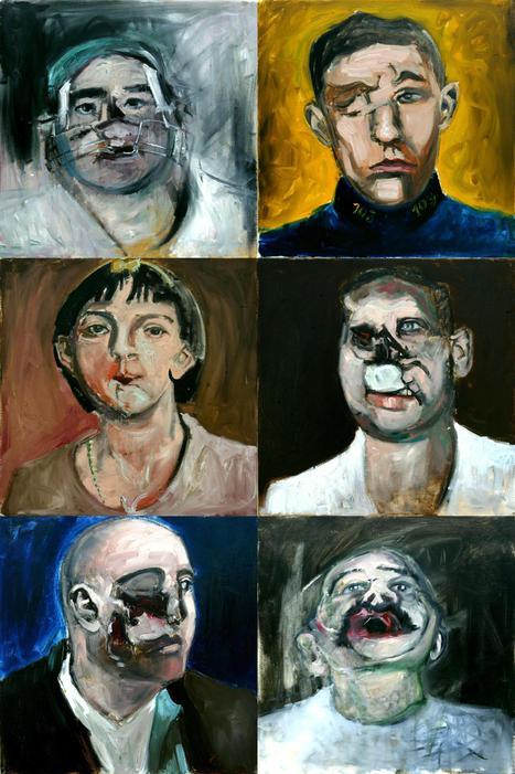 Atelier Cousin Rachdi » Quatorze | L'art et la Première Guerre mondiale - 1ES 1 | Scoop.it