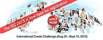 International Create Challenge 2015: dépôt des candidatures   HES-SO Valais-Wallis   Scoop.it