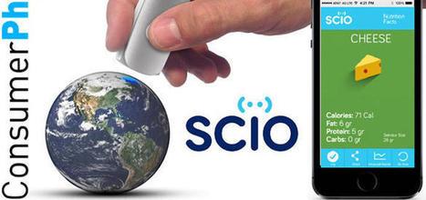 Excellent !! #SCiO @my_scio de Concumer Physics, un capteur moléculaire miniature révolutionnaire bientôt disponible | #Security #InfoSec #CyberSecurity #Sécurité #CyberSécurité #CyberDefence & #DevOps #DevSecOps | Scoop.it