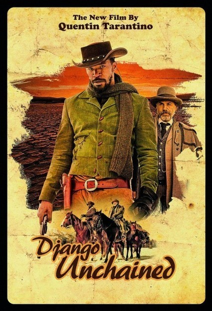 The Revenge Fantasy: Django Unchained vs. 12 Years a Slave | Django | Scoop.it