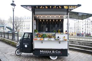 Triporteur et mozzarella | The Voice of Cheese | Scoop.it