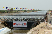 A solar canal rises in India | Slash's Science & Technology Scoop | Scoop.it