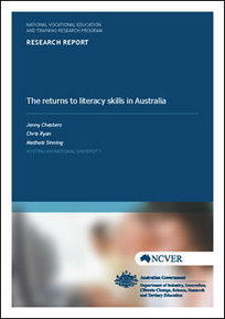 NCVER - The returns to literacy skills in Australia | Talking Careers | Scoop.it