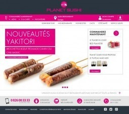 Le slider une mauvaise mode | Agence Profileo : 100% e-commerce Prestashop | Scoop.it
