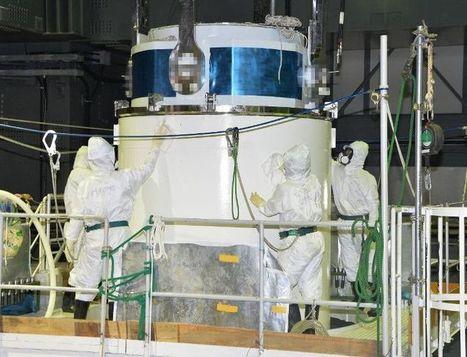 Nucléaire: le Japon se lance dans une série de démantèlements précipités par Fukushima | Japan Tsunami | Scoop.it