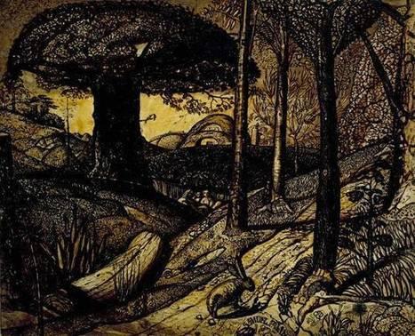Early Morning (1825), Samuel Palmer | TerroirOR | Scoop.it