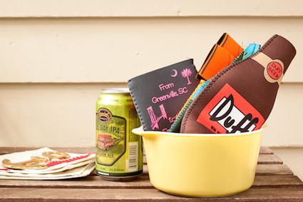 Beer Koozie Bowl for Parties | Good. Food. Stories. | Koozies | Scoop.it