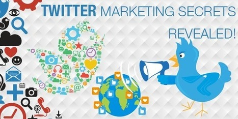 4 Ways in which 140 Chars of Twitter can Boost Your Marketing Strategy | SEO, SMO and Social Media Tips | Scoop.it