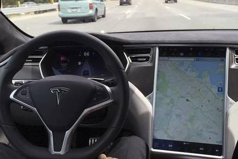 Tesla Autopilot Crash Shouldn't Slow Self-Driving Development, Regulator Says   Technology in Business Today   Scoop.it