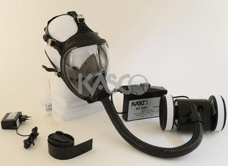 Maschera protezione vie respiratorie dall'amianto | Kasco Srl - Reggio Emilia | Dispositivi di Protezione Linea Industria | Kasco srl - Reggio Emilia | Scoop.it