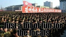 If You Lived In North Korea Wouldn't You Want To Do Some Warmongering? | News From Stirring Trouble Internationally | Scoop.it
