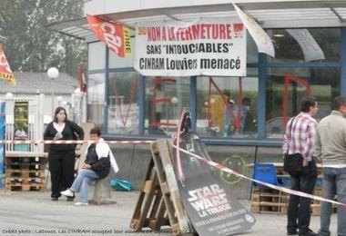 Les CINRAM Louviers occupent leur usine - ACQUALIN,le blog de la Qualité | Dans la CASE & Alentours | Scoop.it