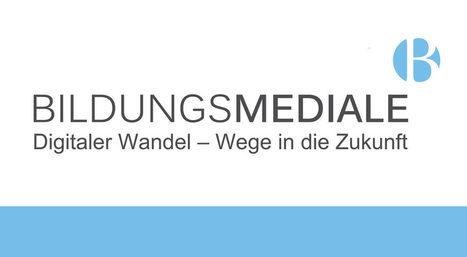 Bildungsmediale 15.09.2016 in Mainz  Keine Bildung ohne Medien, Initiative D21, Bündnis für Bildung | Medienbildung | Scoop.it