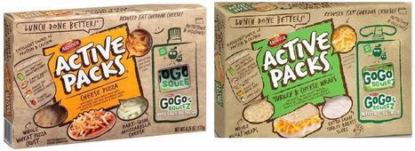Sandwich BAG Sodebo, la première solution repas complet en GMS en sachet souple façon « take away » | Sandwiches | Scoop.it